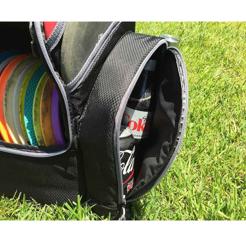 Tarpaulin Bottom Frisbee Disc Bags