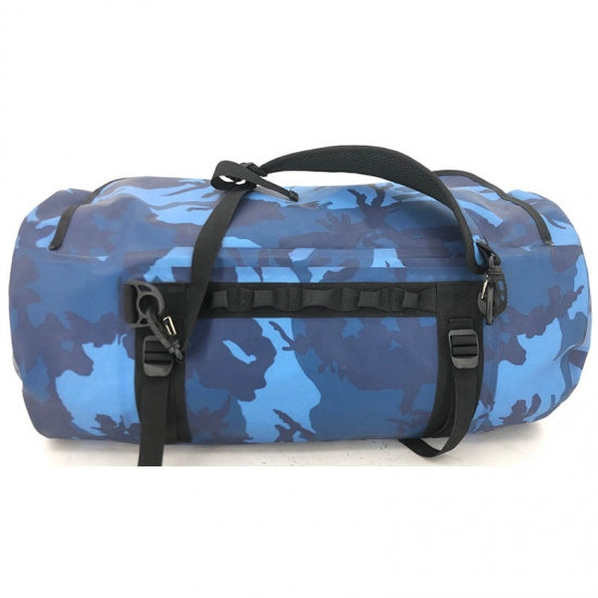 High Frequency Travel Duffel Bag