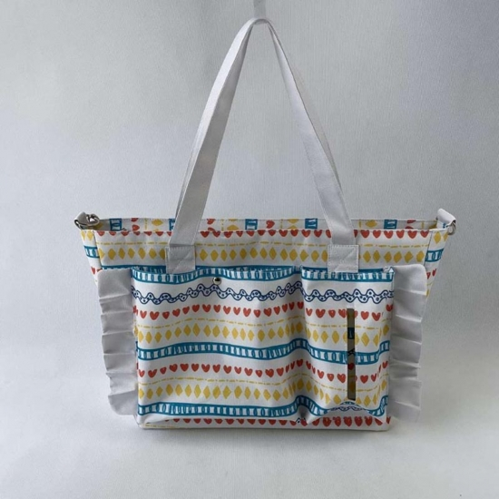 Canvas Tote Diaper Bags