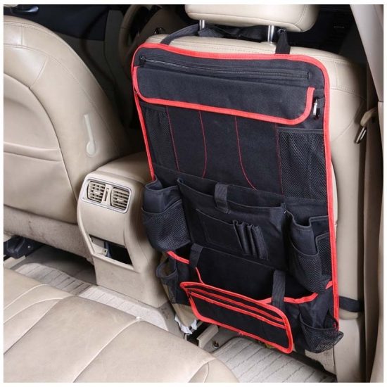 Polyester Back Seat Storage Bags