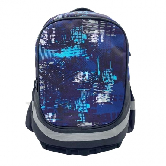 Graffiti Printed School Backpacks